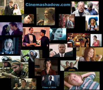 Academy Award Films of 2014
