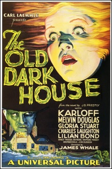 The old dark house, Jeff Garlin