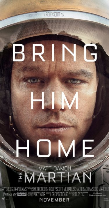 The Martian, Bring him home