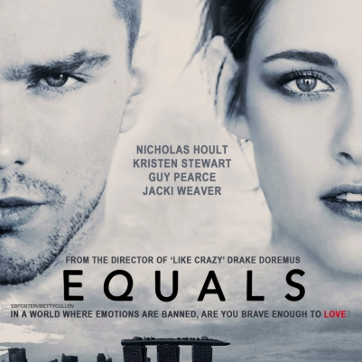 Equals, Kristen Stewart